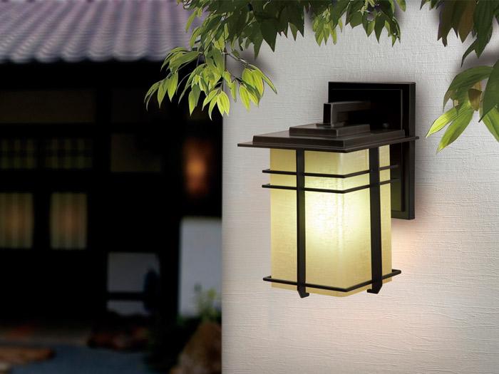 玄関照明門柱灯屋外照明 owd070nb アンティーク風レトロ外灯
