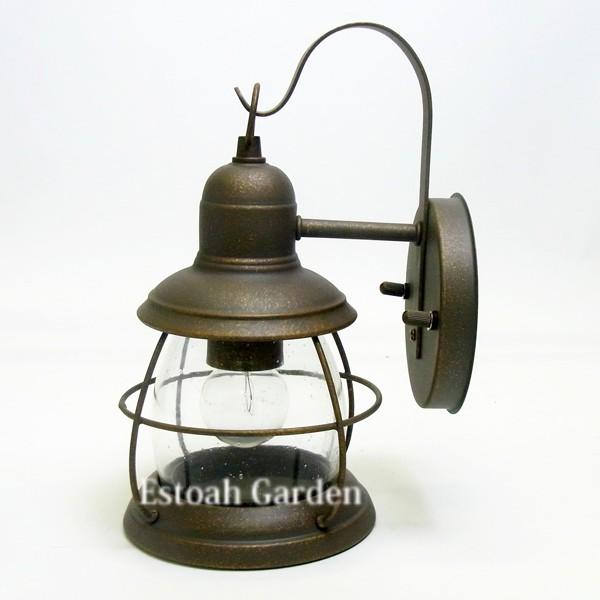 【照明器具】アンティーク照明 玄関照明 【L-5120】横面