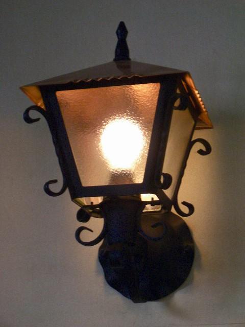 玄関照明 照明 LED 玄関 照明 屋外 門柱灯 門灯 外灯 ポーチライト シーラー ウォールランプ レトロ 風 アンティーク風 ブラケット 照明器具 おしゃれ NL1-L06 E26 LED 電球色 5.3W