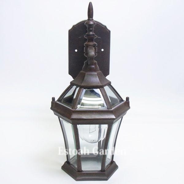 【照明器具】アンティーク照明 玄関照明 【9789tz】 正面