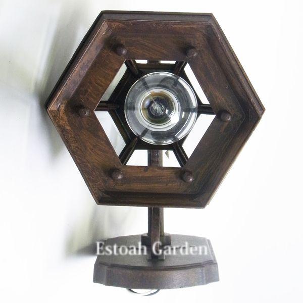 【照明器具】アンティーク照明 玄関照明 【9789tz】 下部