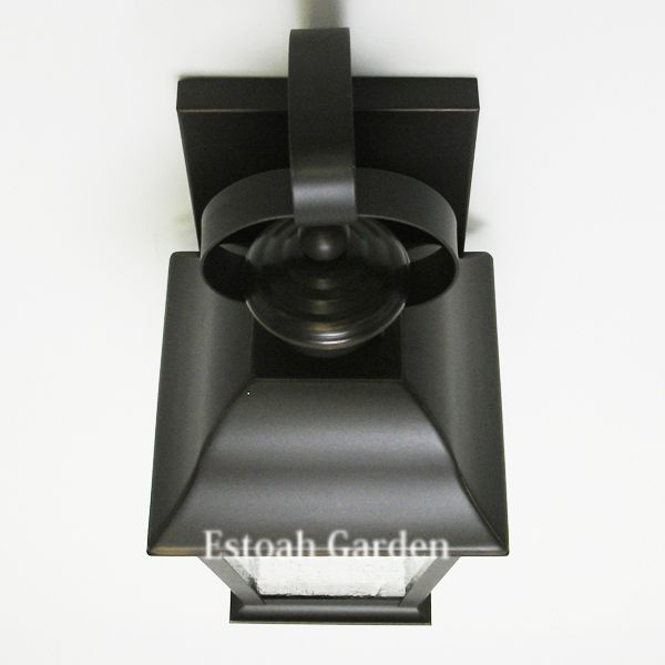 【照明器具】アンティーク照明 玄関照明 【9707oz】  上部
