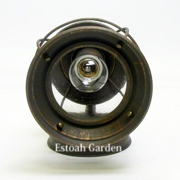 【照明器具】アンティーク照明 玄関照明 【L-5120】上部