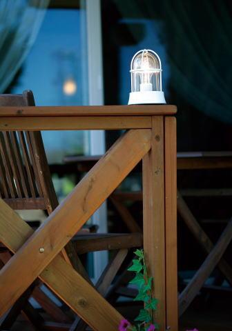 マリンライト 玄関照明 玄関 照明 屋外 門柱灯 門灯 外灯 ポーチライト ポーチ灯 屋外 マリンライト BH1000 クリアガラス レトロ アンティーク風 照明器具 おしゃれ E26 普通球 白熱灯 40W