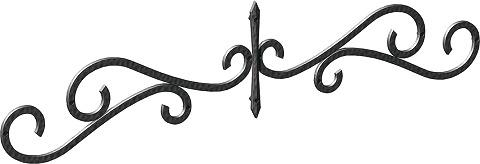 ワイド型妻飾り 43型 壁飾り アルミ鋳物 シンボル エクステリア