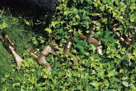 蛇口 イタリアドラゴン水栓