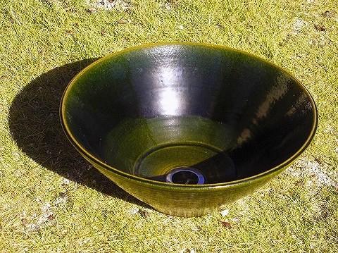 水鉢 綾部
