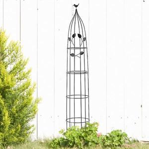 ガーデニング雑貨  アンティーク 雑貨 ウェルカム リース (アンティークローズ) ピンク 玄関 壁掛け オブジェ