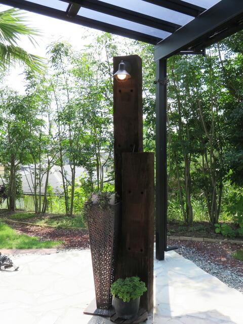 玄関照明 LED照明 門柱灯 照明 アンティーク風 レトロ ブラケット