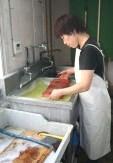 郵便受けポスト 銅製ポスト工房 作業風景4