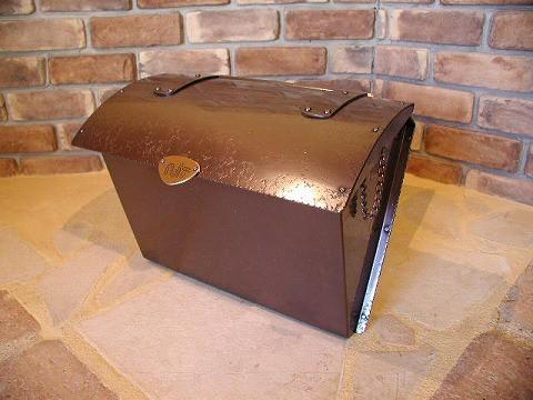 郵便受けポスト 銅製ポスト1型