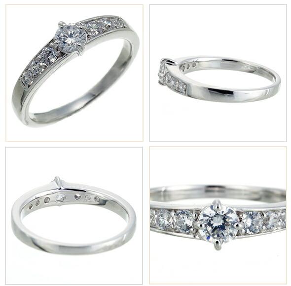 ダイヤモンドリング(0.50ct)