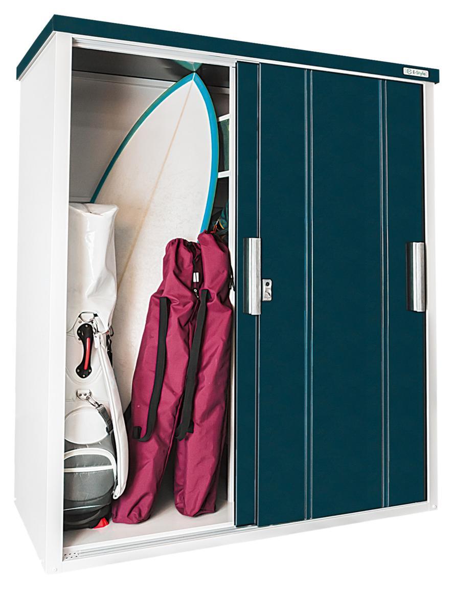 【送料無料】【格安】サンキン小型収納庫 W1700XD900XH1937(E-Style COOL-1790)