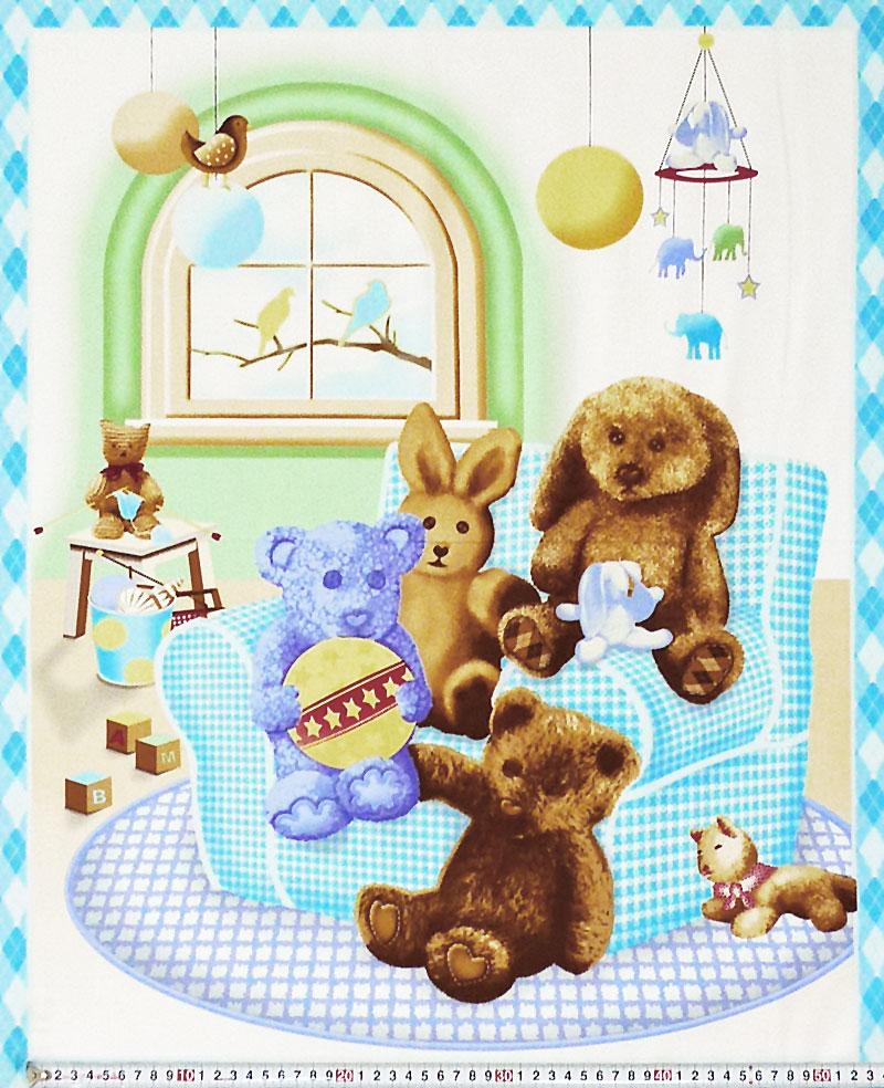 Fairy Cotton Rakuten Itiba Ten Hg 2542 Teddy Bear And Rabbit Plush