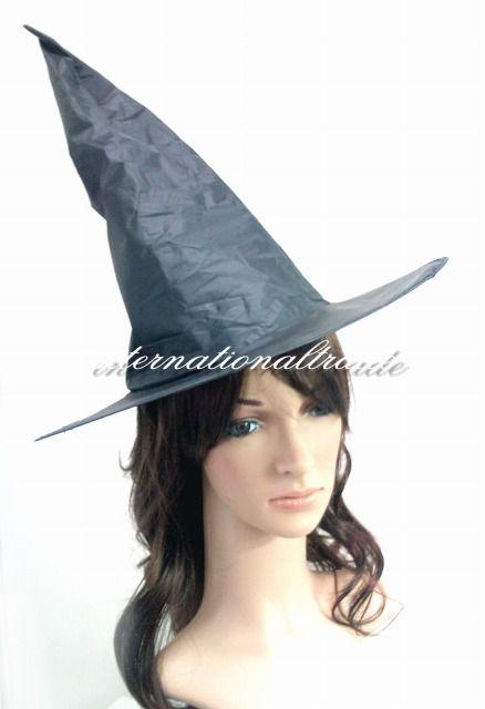 魔女帽子コスプレで簡単にハロウィン気分を味わおう♪