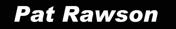 Pat Rawson【パットローソン】サーフボード