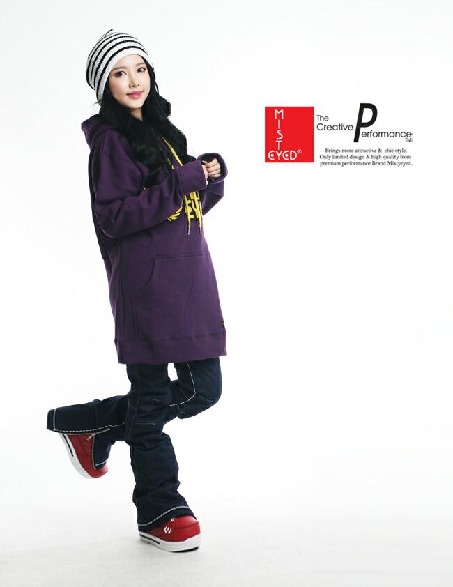 GearRainbow  MISTYEYED tall parka snowboard clothing color  3 colors ... 8ac0e4886