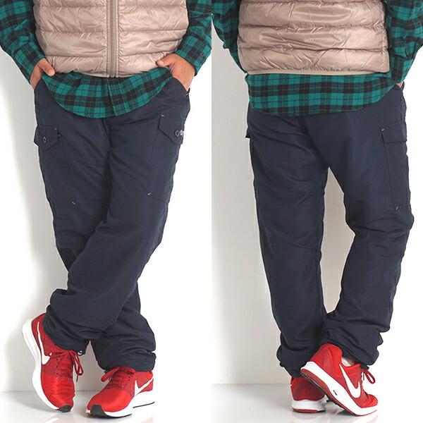 暖 パンツ メンズ