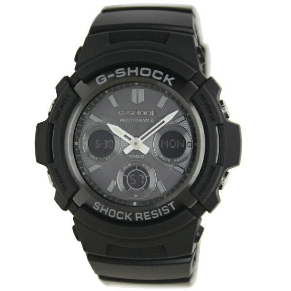 g shock awg m100b manual