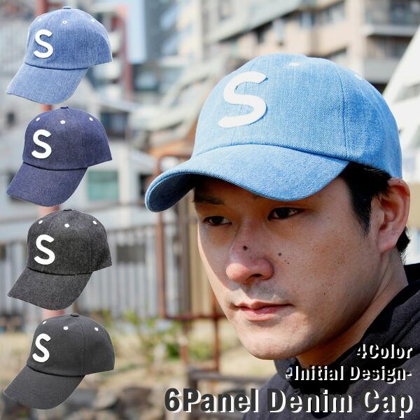 304b5bbee19e5e auc-global-ma: It is denim street size adjustable CAP men American ...