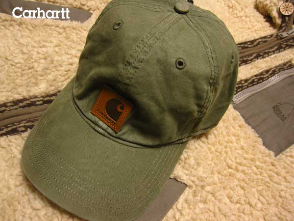 e735833e799 CARHARTT style  CAP ODESSA material  COTTON 100% color  ARMY GREEN size   ONE SIZE FITS ALL price  3