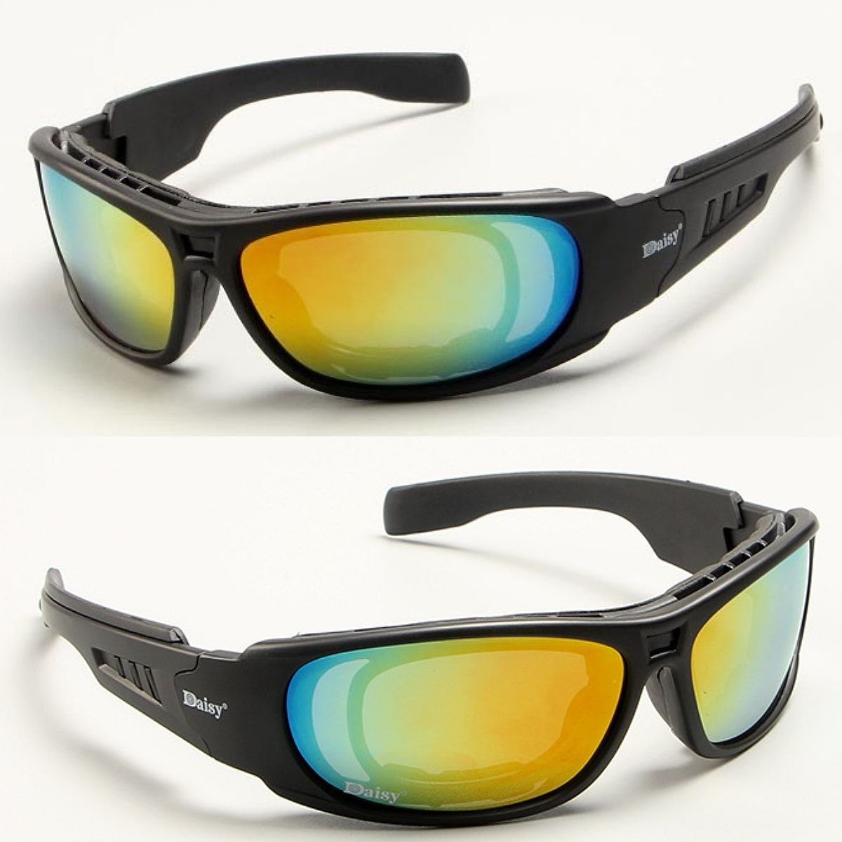 7488699f9833 auc-harley: The [Military Tactical UV 4 Lens Sunglasses/Goggles ...