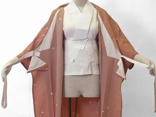 簡単着付け仕立の着物