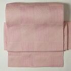 名古屋帯ピンク