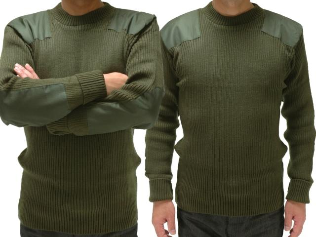 Military Style Sweaters