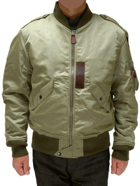 Hobby-mart | Rakuten Global Market: US Army l-2 flight jacket (OD ...