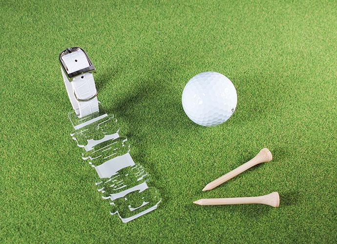 ゴルフタグ