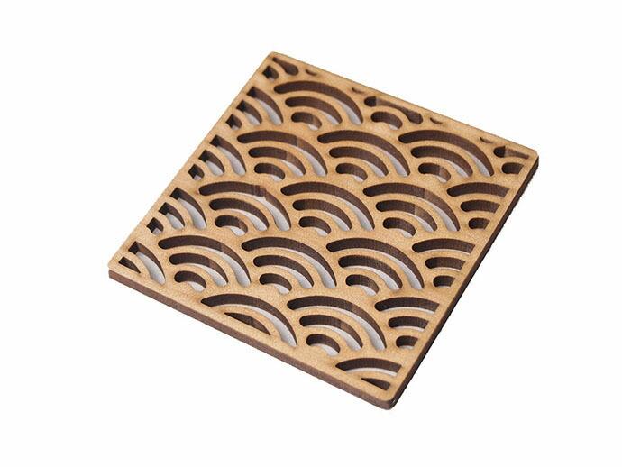 コースター 木製