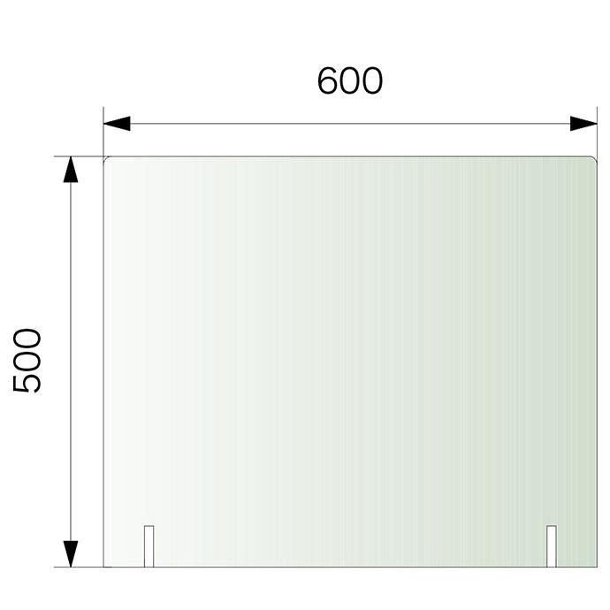 """""""パーテーション60M"""""""