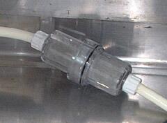 溶解性鉛除去用外部浄水器フィルター