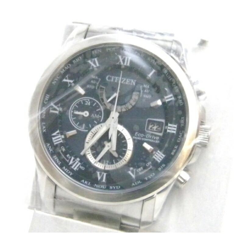 エコドライブ クロノグラフ/H820R006622 メンズウォッチ 腕時計