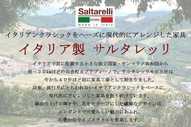 Saltarelli サルタレッリモビリ