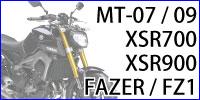 MT-09用レバー