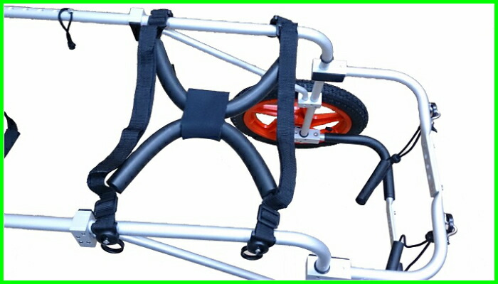 【完成品・送料無料】愛犬・愛猫用/後輪サポート/(XL型・45kg以上)/ 後肢サポート/車椅子