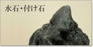 水石・付け石