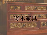 寄木細工の家具