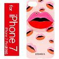 IPHORIA アイフォリア キッシング リップス アイフォン 7 ケース