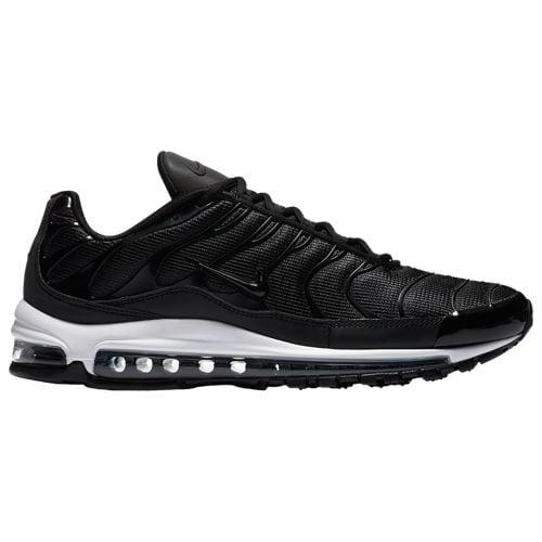 6e5f0f50a8 (order) Nike men sneakers Air Max plus / 97 Nike Men's Air Max Plus / 97  Black Black Engine Shock Orange