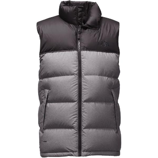 7f42353dc934 Size The North Face Men s Nuptse Down Vest Tnf Black Cardinal Red Grizzly  Print which ノースフェイスメンズヌプシダウンベスト has a big
