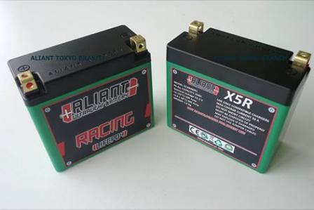 X6 リチウムバッテリー