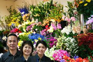 チューリップ 花束 ホワイトデー 送料無料 花樹有