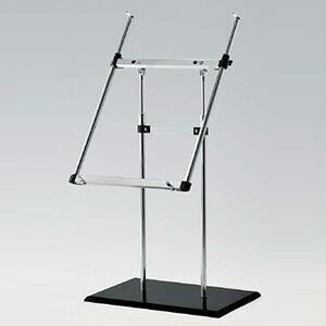 ベース付き傾斜型パネル用スタンド(L)