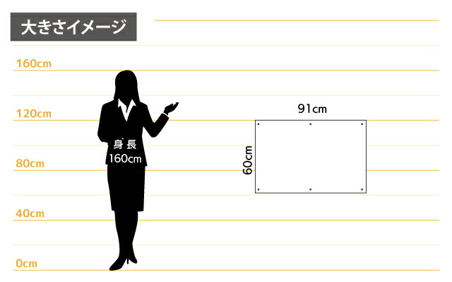 """""""女性とのサイズ比較"""""""