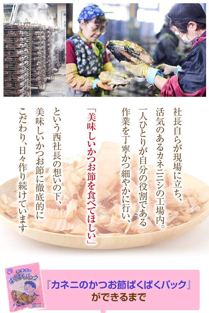 【楽天市場】送料無料 鰹節 ぱくぱくパック4p×10袋 お徳用発送 ...