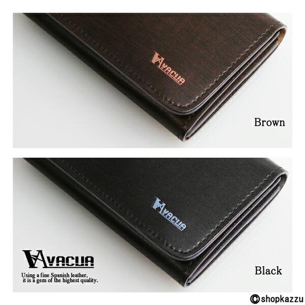 名刺入れ メンズ スペインレザー 牛床革 カードケース VACUA (2色) 【VA-008】イメージ写真9