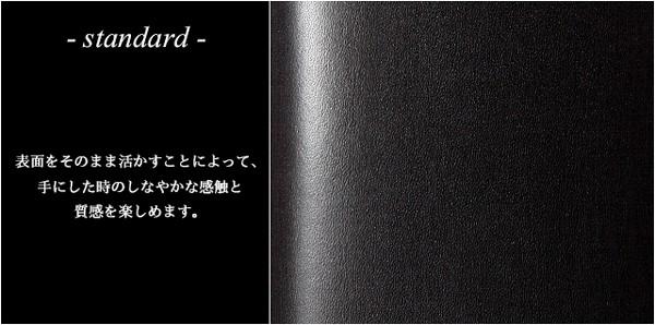 名刺入れ メンズ スペインレザー 牛革 メッシュ カードケース VACUA (3色) イメージ写真1